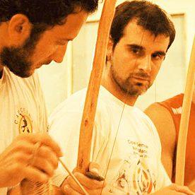 Professor Manel Capoeira