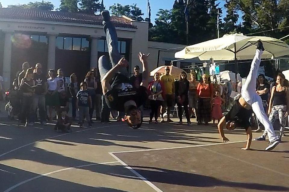 Μαθήματα Capoeira στην Αθήνα
